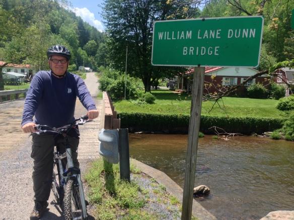 William Lane Dunn bridge