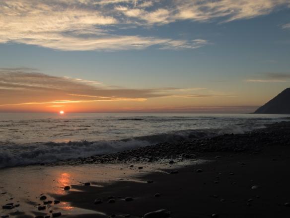 sunset LCT 1