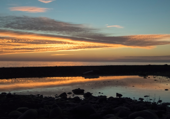 sunset LCT 3