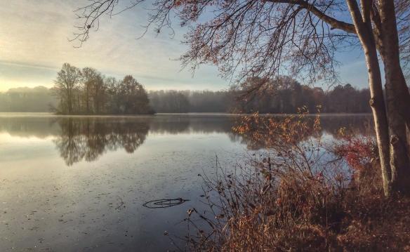 Swift Creek Reservoir VA 1