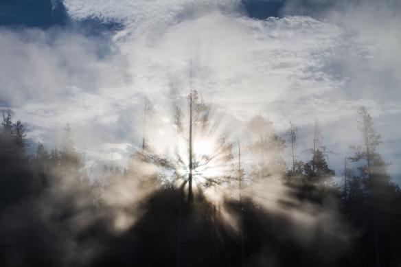 Grand geyser uap